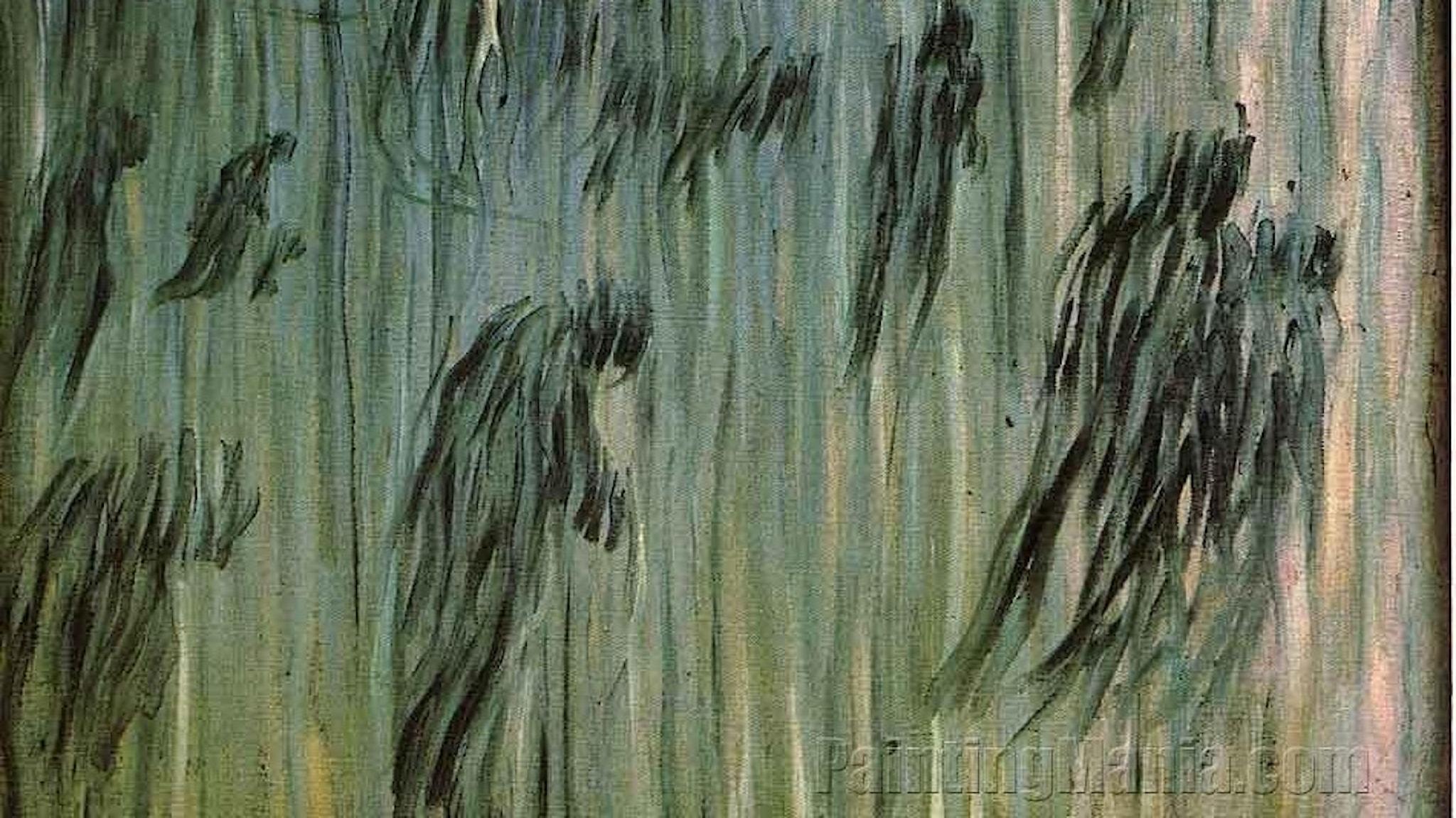 Själens tillstånd: de som stannar kvar (Umberto Boccioni, 1911).