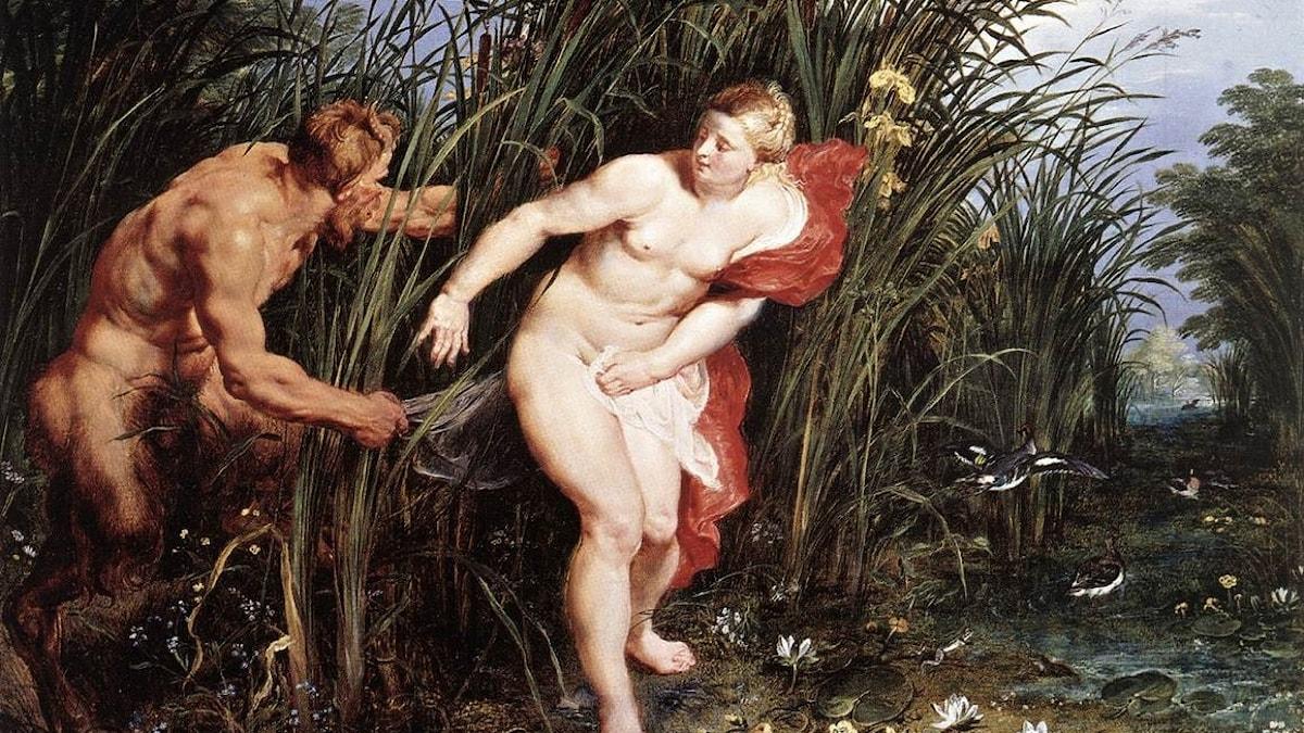 Peter Paul Rubens: Pan och Syrinx