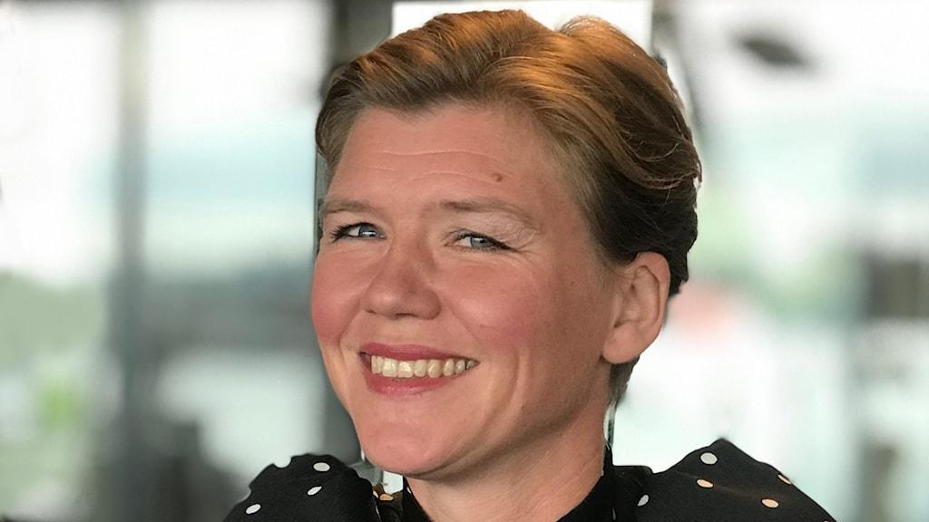 Britta Svanholm Maniette.