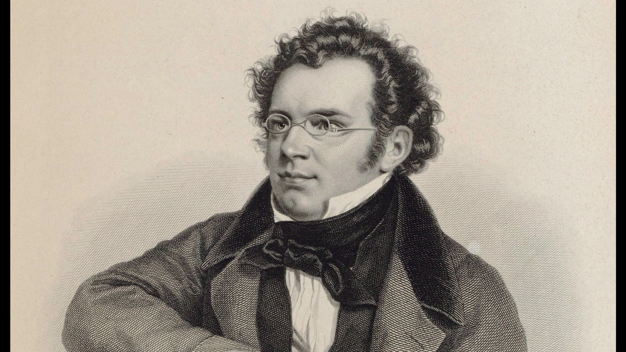 Franz Schubert efter 1850. August Weger.