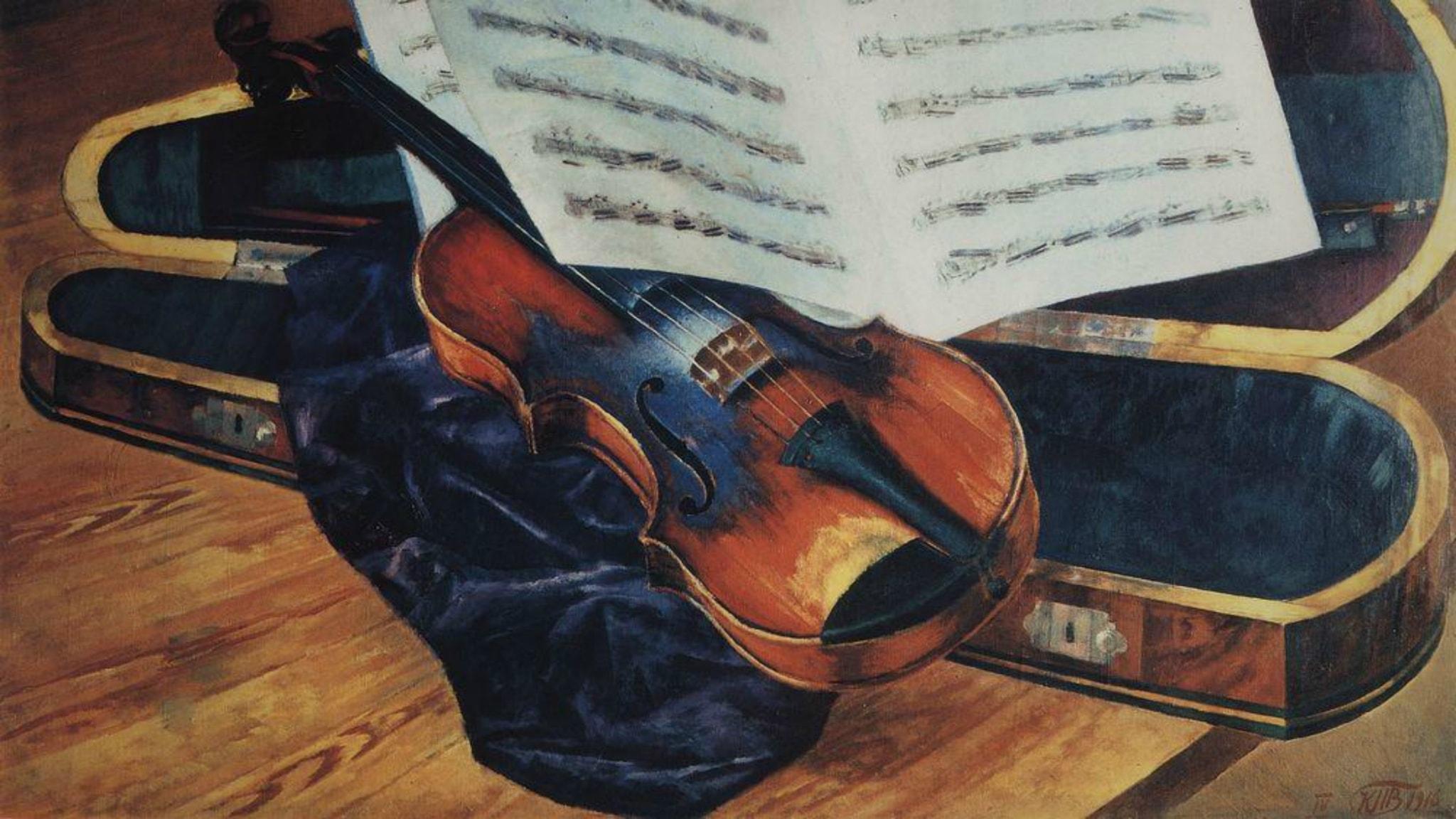 Violin-1916