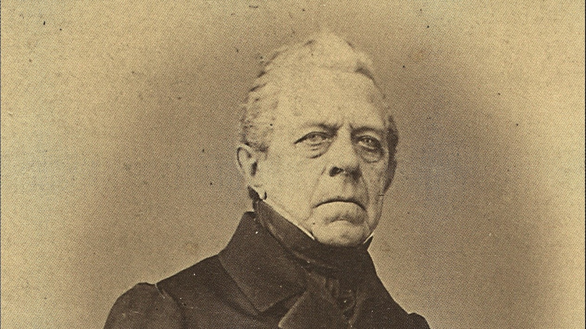 Franz Berwald, ca 1860, fotograf okänd.