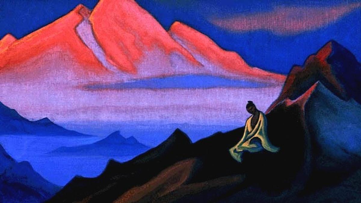 Tankar. Nicholas Roerich, 1946.