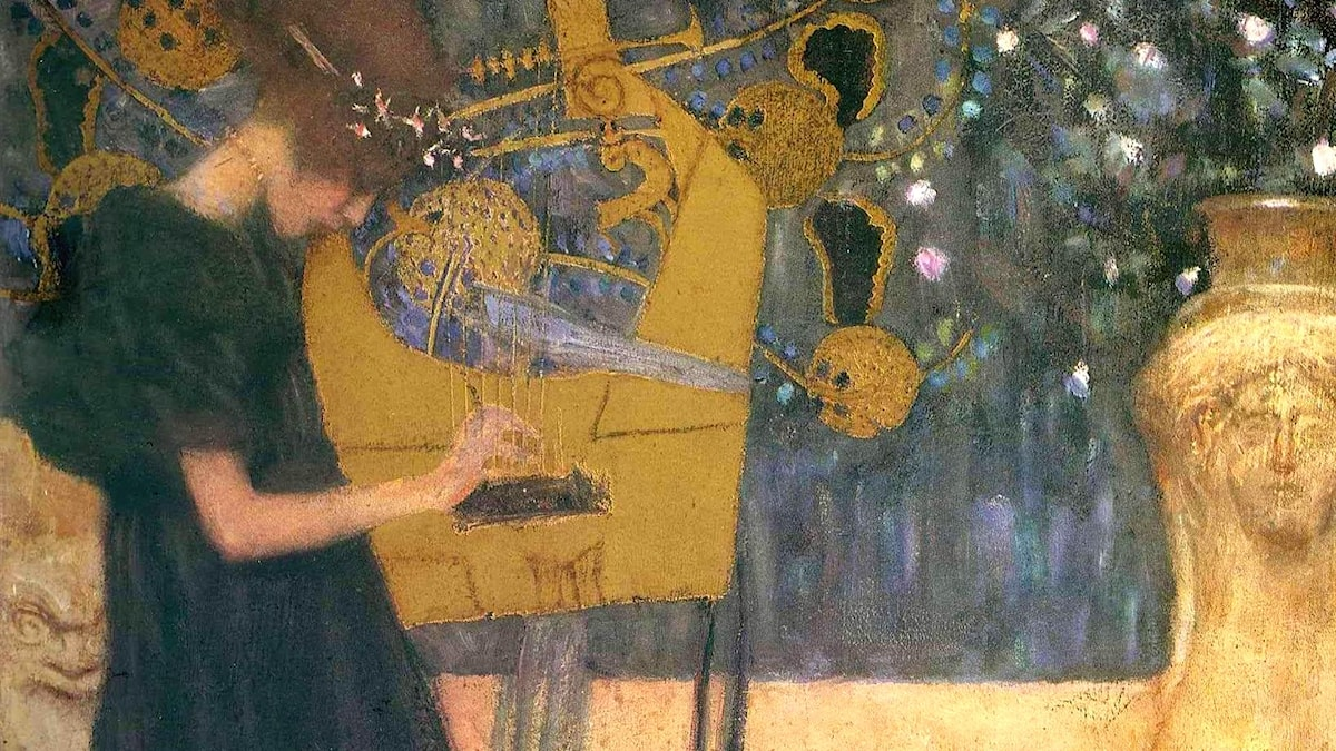 Musik - Gustav Klimt