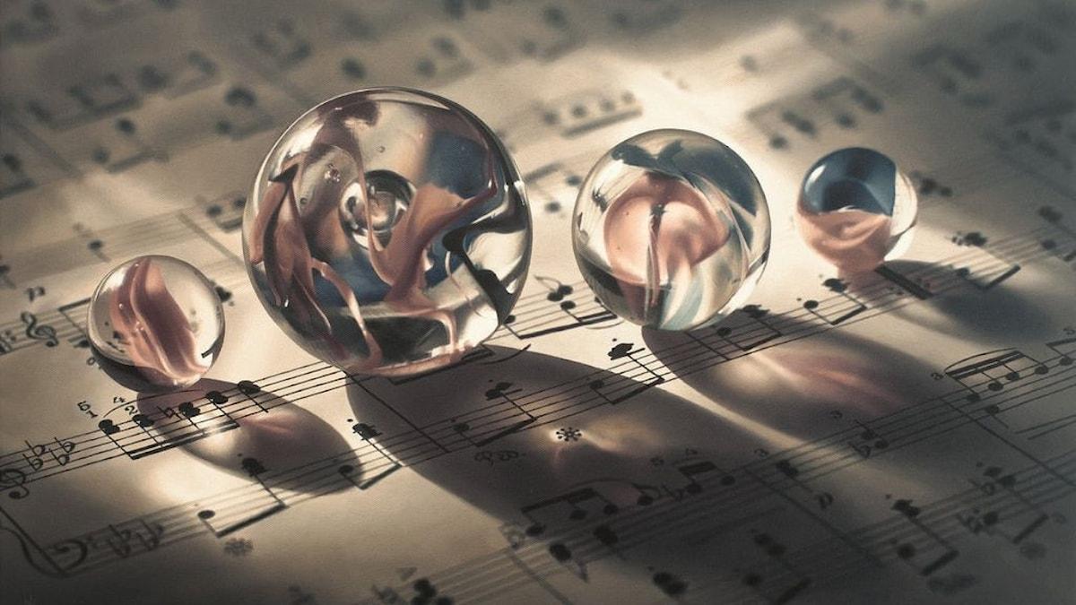 Music of the Spheres  Patrick Kramer