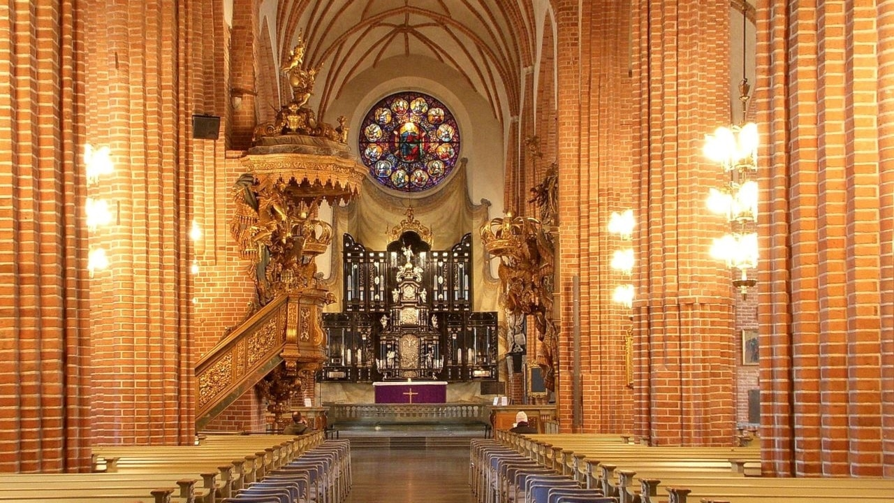Musik från Storkyrkan i Stockholm