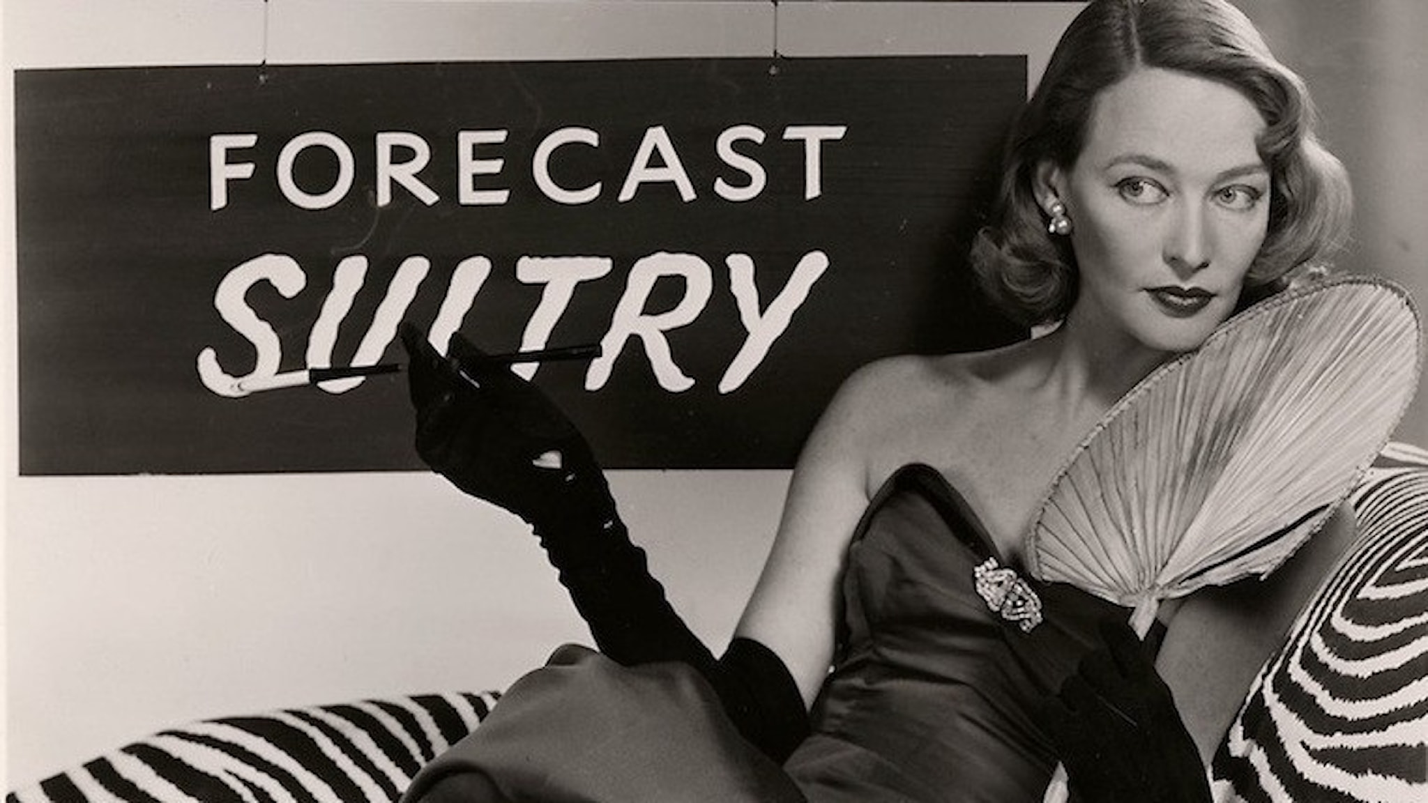 Tedi Thurman - Weather Girl
