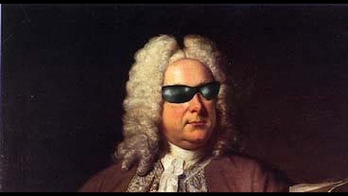 Händel med solglasögon