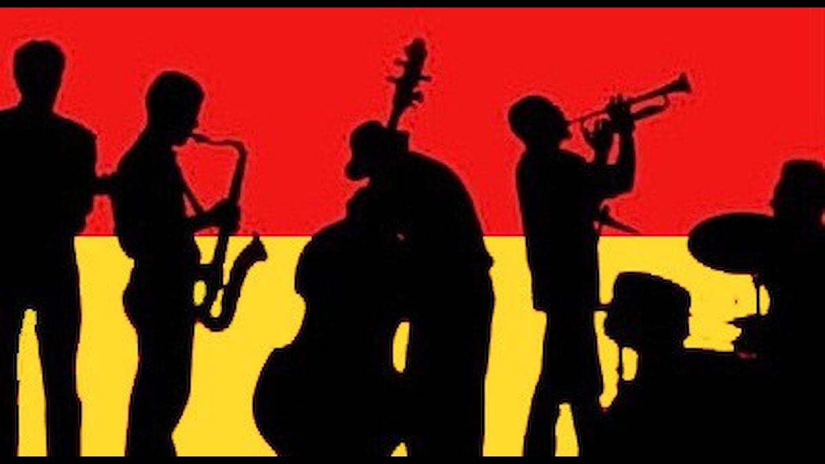 Jazz på tyska