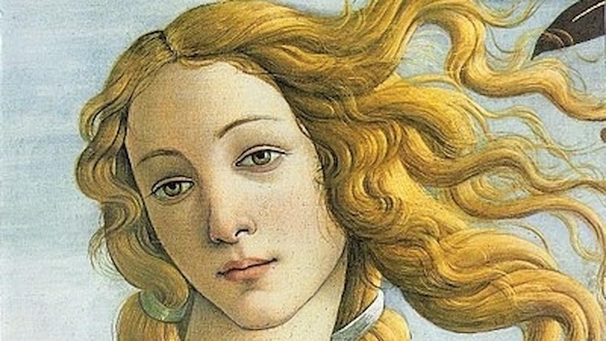 Boticellis Venus