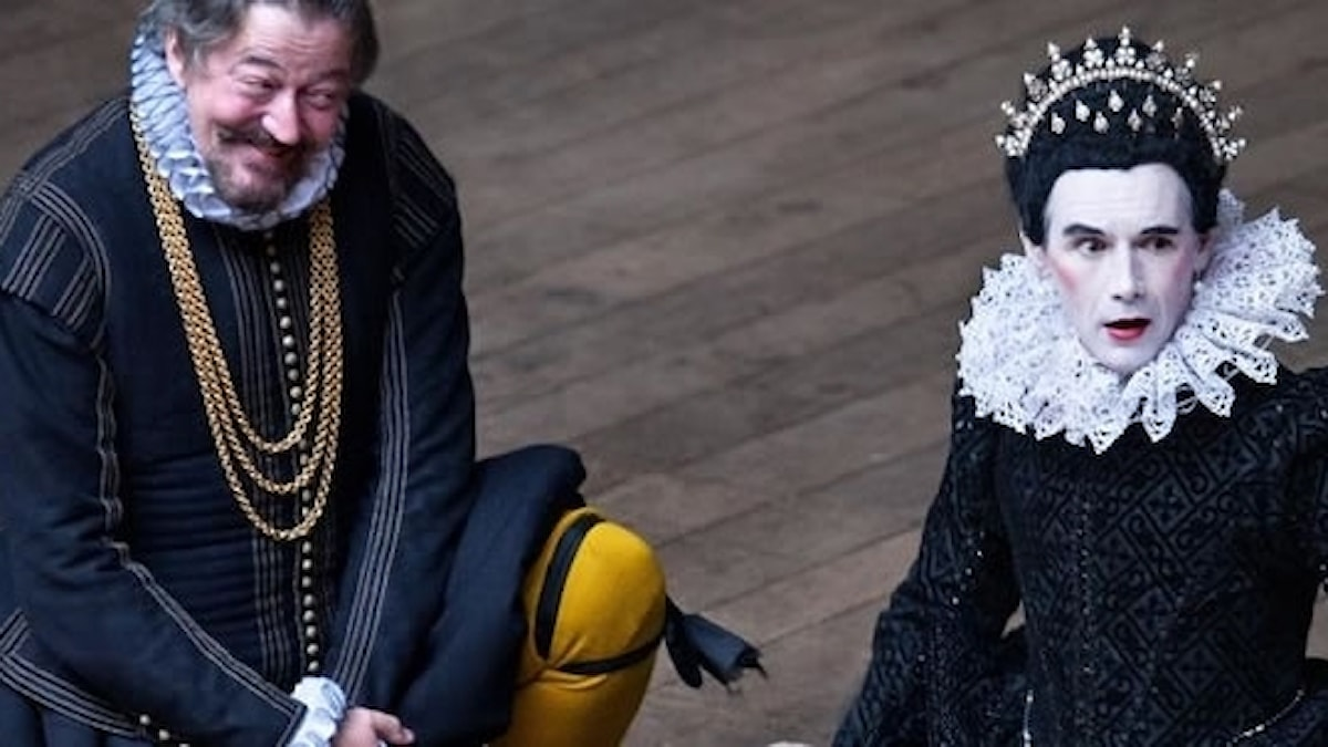 Twelfth Night på Shakespeares Globe 2012