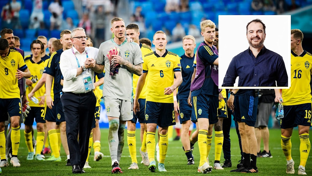 تیم ملی فوتبال سویدن.