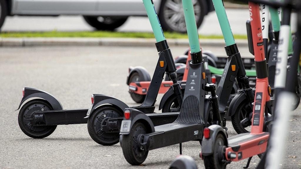 Nya regler för elsparkcyklar