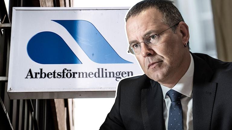 Anders Borg riktar kritik mot reformen av Arbetsförmedlingen