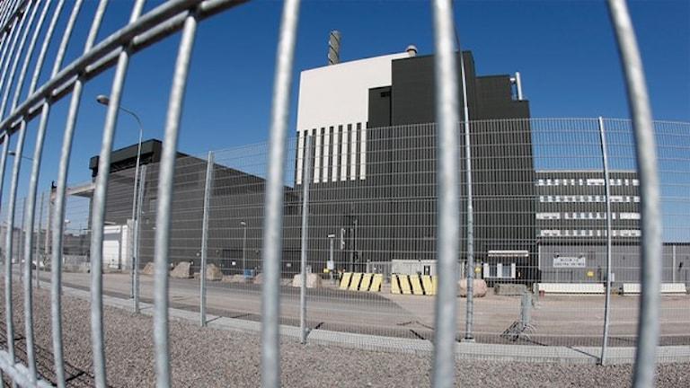 kärnkraftverket i Oskarshamn Foto:Mikael Fritzon