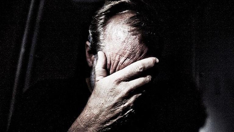 självmord bland män