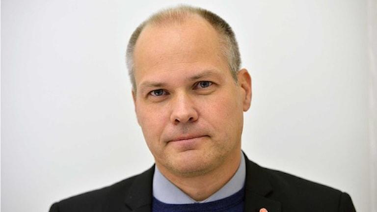 مورگان یوهانسون، وزیر دادگستری Foto: Henrik Montgomery/TT