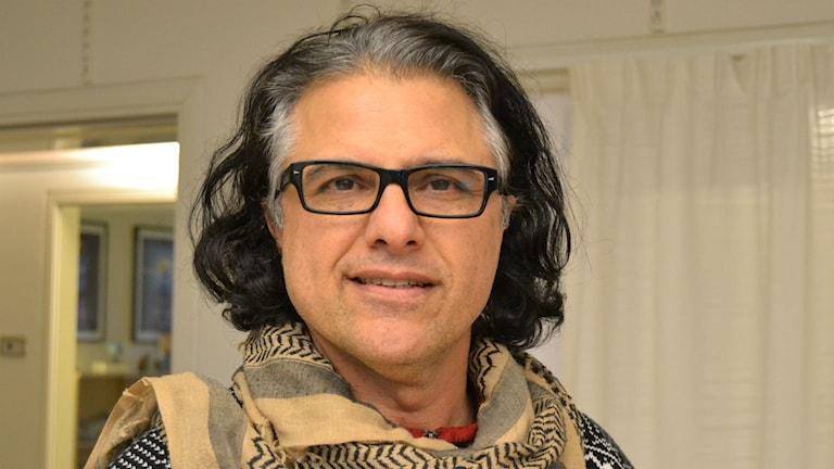 رستم میرلاشاری، مدیر جشنواره موسیقی جهانی شیستا.