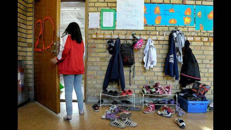 بودجه برای کمک درسی اضافی کافی نیست  Foto: Janerik Henriksson /TT
