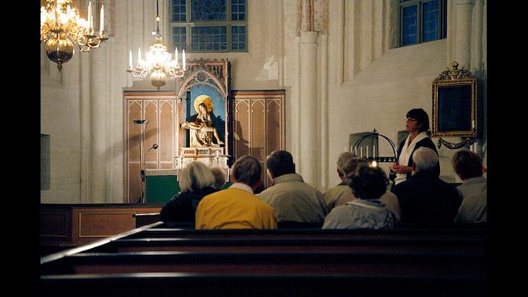 یکی از کلیساهای سوئد Foto: Håkan Wirström/ Flickr