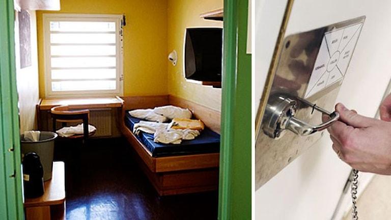 بازداشتگاهی در سوئد Foto: TT
