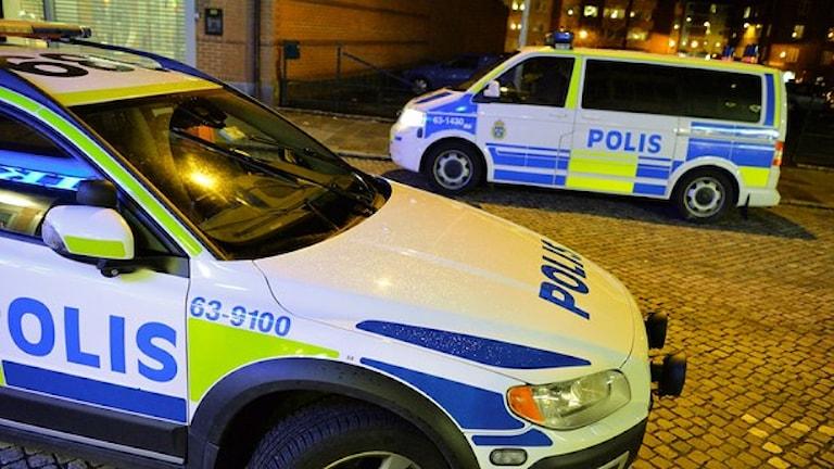 چهارنفر مظنون به ایجاد انفجار در مالمو، در بازداشت هستند  Foto: Johan Nilsson/TT