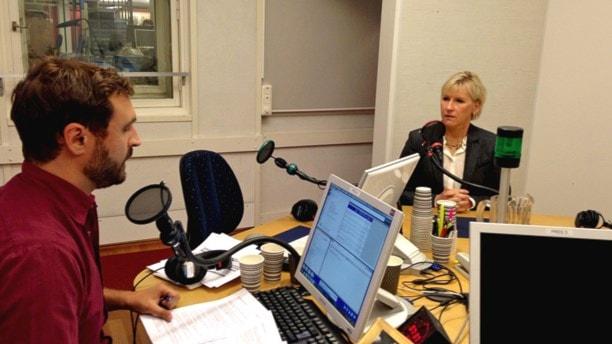 Foto: Marina T Nilsson/Sveriges Radio