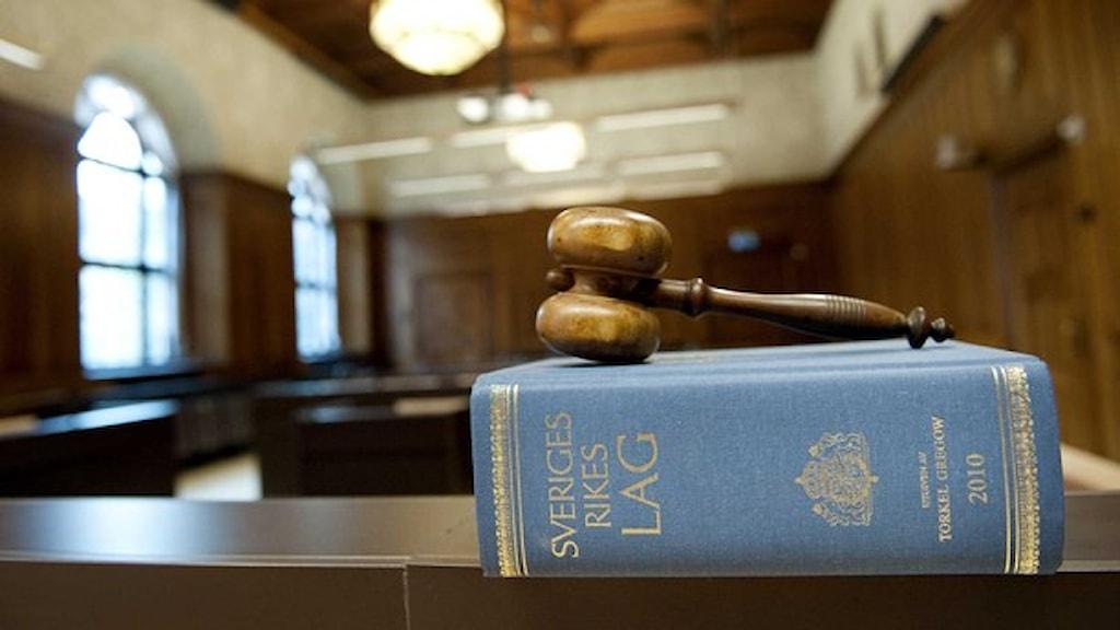Domstolarna försummar sin skyldighet. Foto: Jessica Gow/TT.