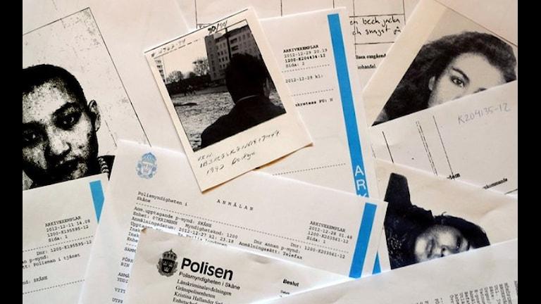 ناپدیدشدن کودکان پناهجو در سوئد. Foto: Mikael Funke/Sveriges Radio.