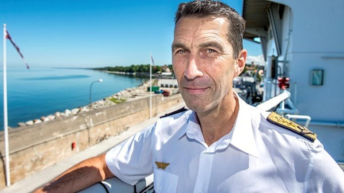 میکائل بیدن، فرمانده جدید کل قوای سوئد Foto: Marcus Eriksson/TT