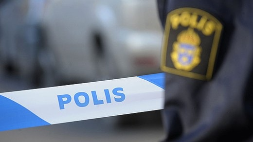 polis. Foto: Sveriges Radio