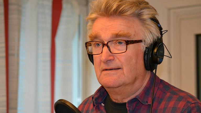 اینگمار لوفگِرِن، رئیس بخش زبان های خارجی رادیو سوئد Foto: Persiska redaktionen/Sveriges Radio