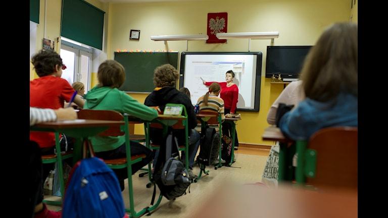 آموزگاران از کمک های ویژه اداره کل امورمدارس برخوردارخواهندشد. FotoÖ Katarzyna Korza/TT