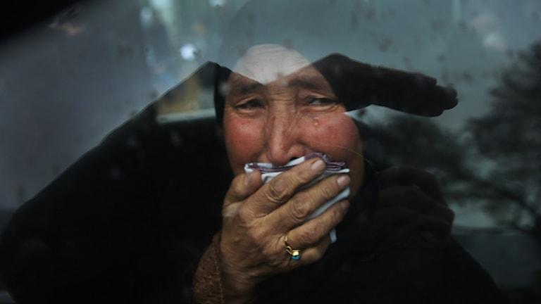 Foto: Massoud Hossaini/TT NYHETSBYRÅN