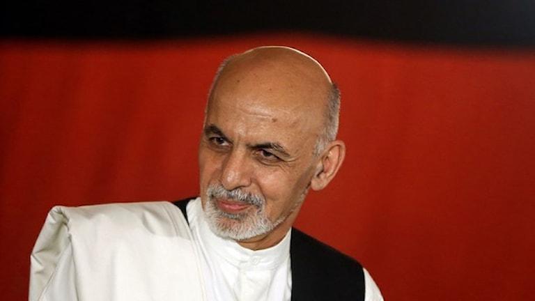 اشرف غنی، رئیس جمهور افغانستان Foto: Massoud Hossaini/TT/AP