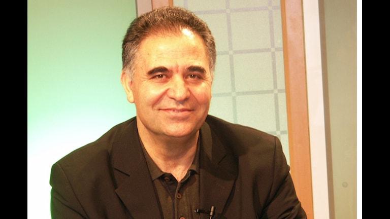 بهرام رحمانی از چهره های سیاسی- اجتماعی ساکن استکهلم Foto: privat