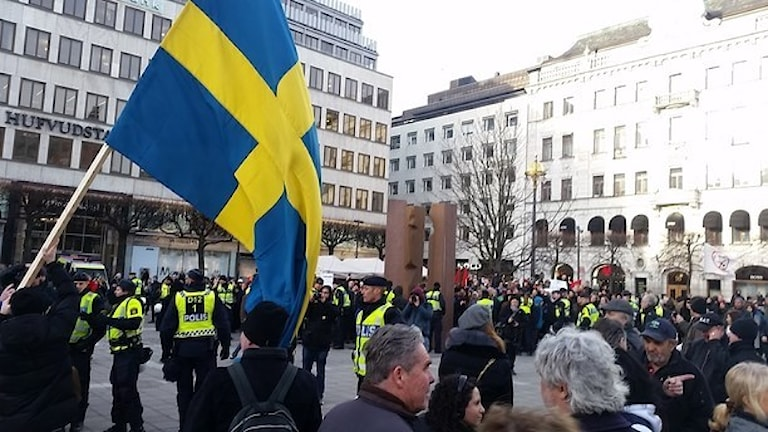 FOTO: Alexander Gagliano/Sveriges Radio