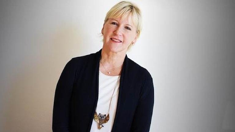 مارگوت والستروم وزیرامورخارجه سوئد