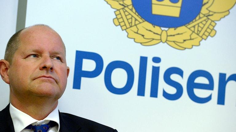 دان الیاسون، رئیس پلیس کشور