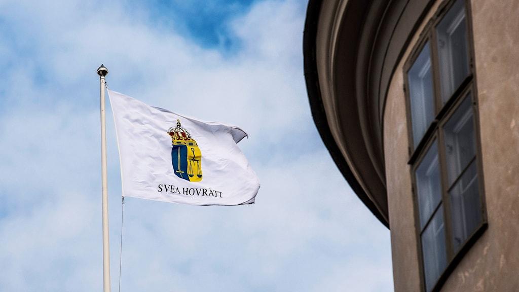Tomas Oneborg/SvD/TT. Svea hovrätt