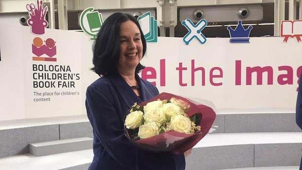 مگ روسوف، نویسنده آمریکایی برنده جایزه آلما