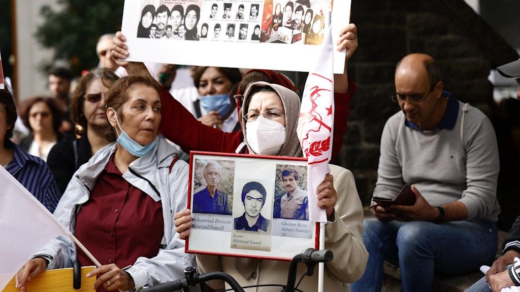 دادگاه مرد ایرانی