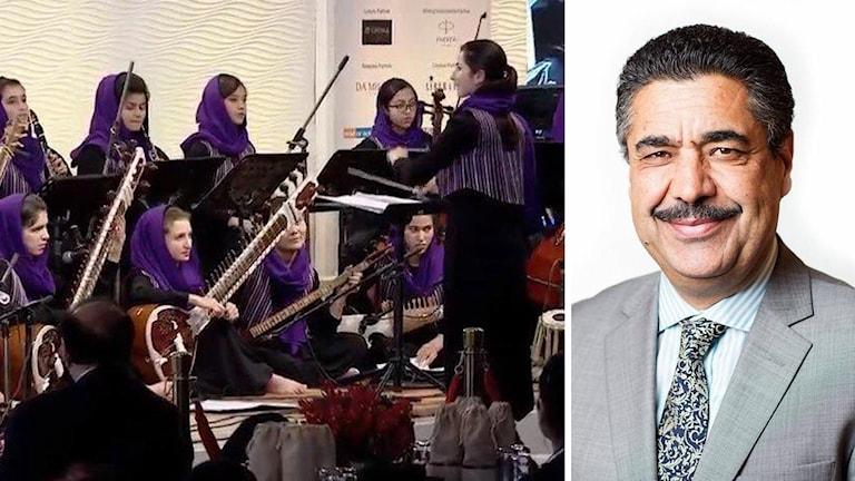 Polar priset Sarmast Afghanistan Music institut