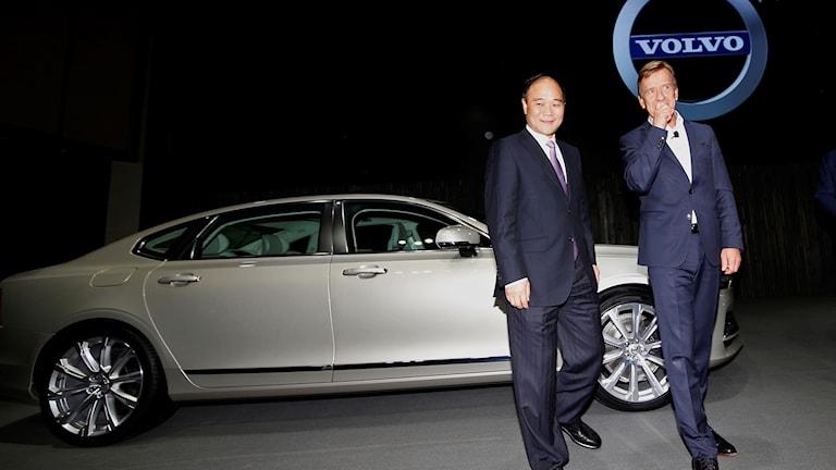 Volvo Kina
