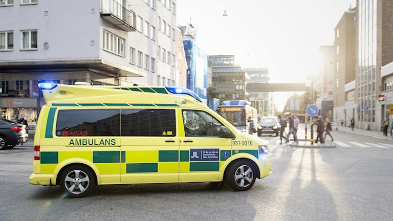 SOS Ambulans