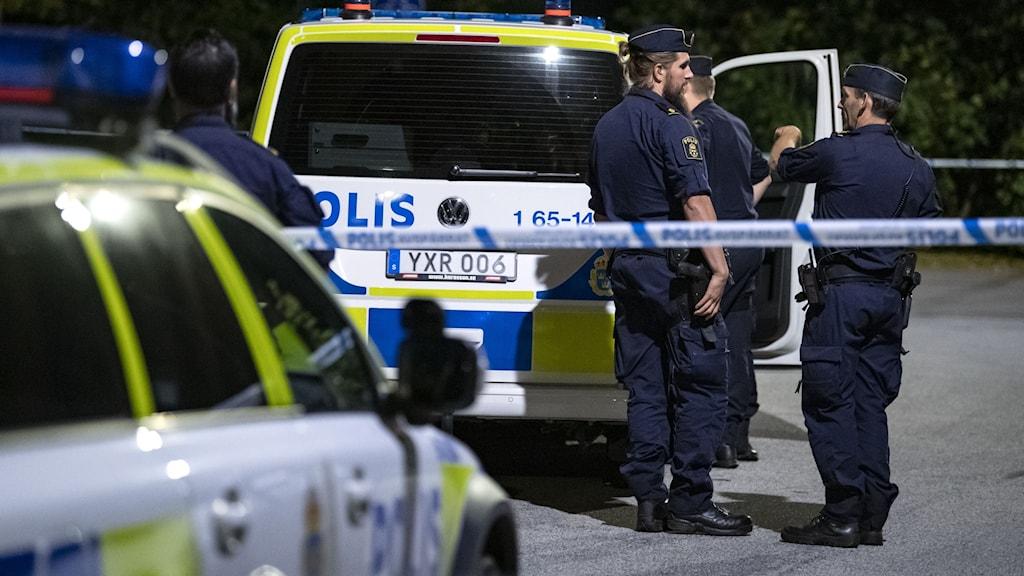 نیروی پولیس سویدن