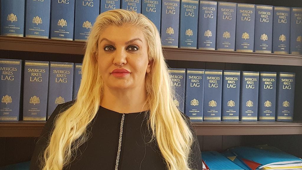 Bahar Vaziri, jurist