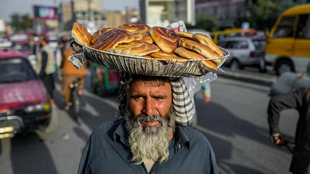 نگرانیها از گرسنگی در افغانستان.