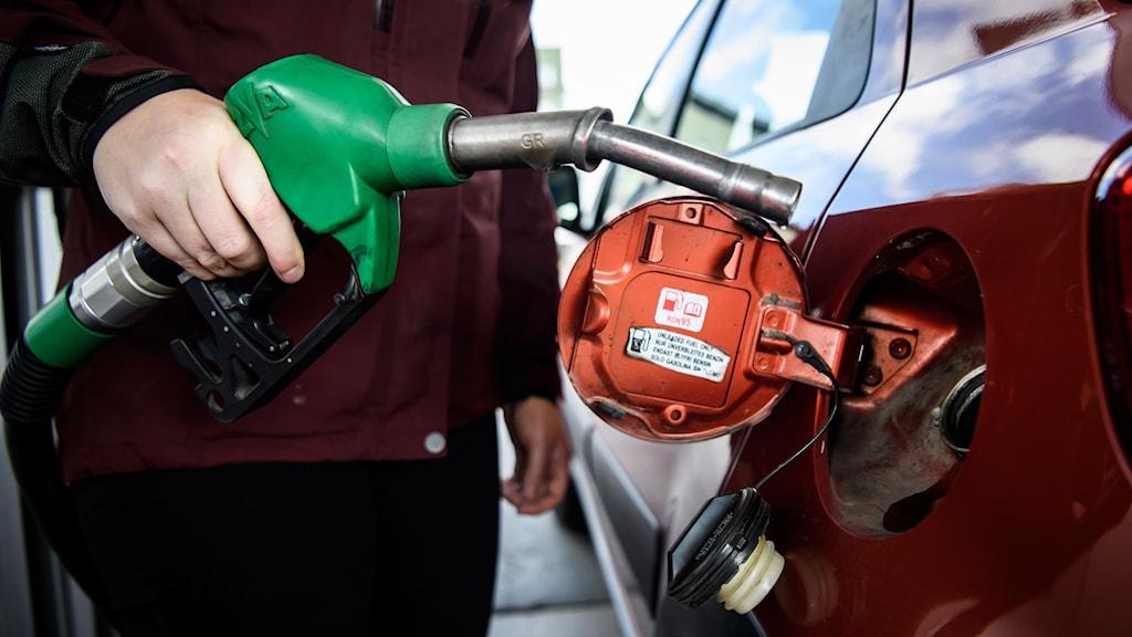 پیشنهاد توقف فروش بنزین و دیزل.