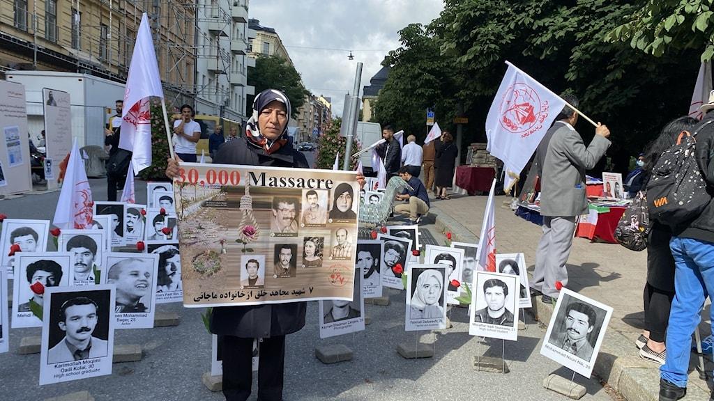 برگزاری دادگاه مرد ایرانی متهم به جرائم نقض قوانین بین المللی در استکهلم